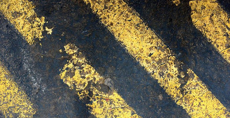 Signalétique d'entrepôts : les enjeux du marquage au sol