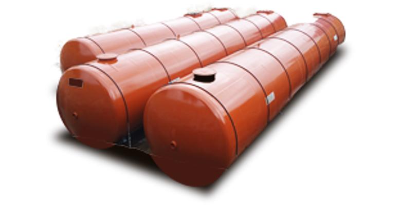 Accessoires pour les cuves à carburant et les autres équipements pétroliers