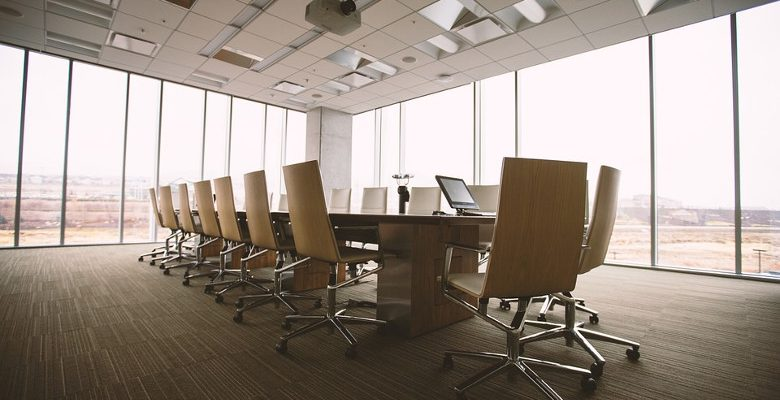 Le mobilier qui s'adapte à la configuration des salles de réunion