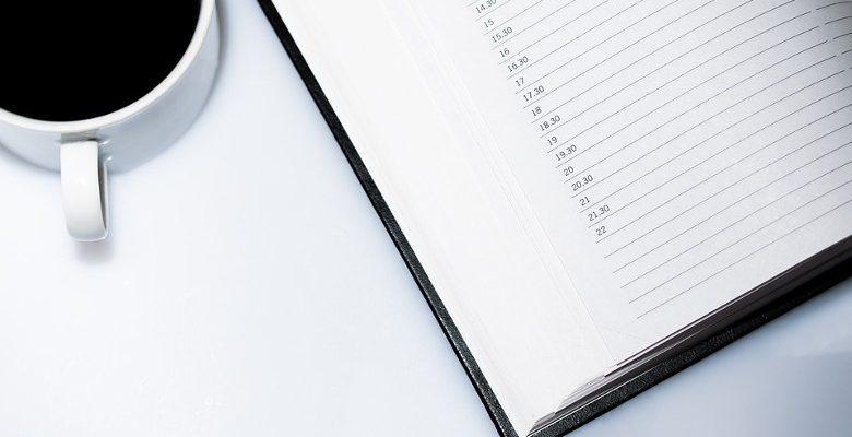 L'agenda en ligne : une solution performante pour la gestion des tâches quotidiennes